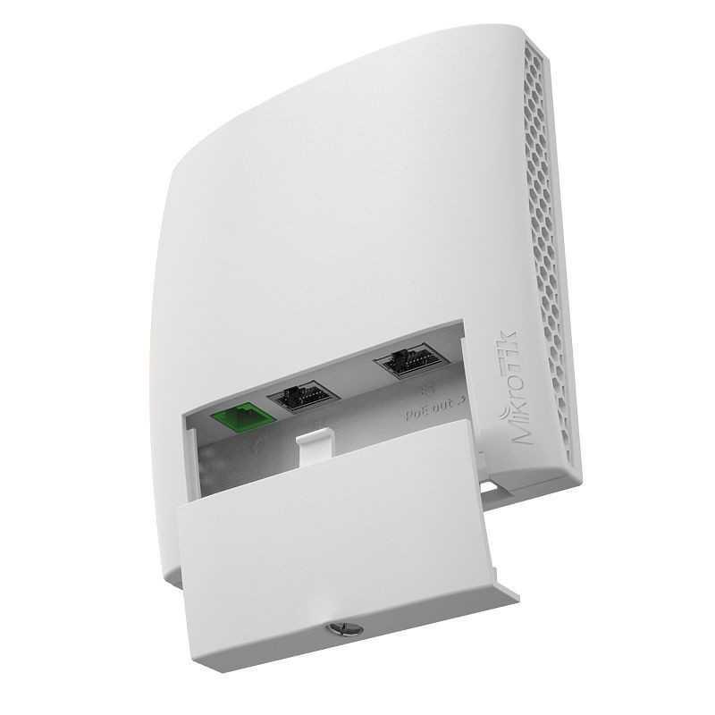 MikroTik RouterBOARD RBQRTG-2SHPnD, 2 Ghz, 17 dBi, alta potenza