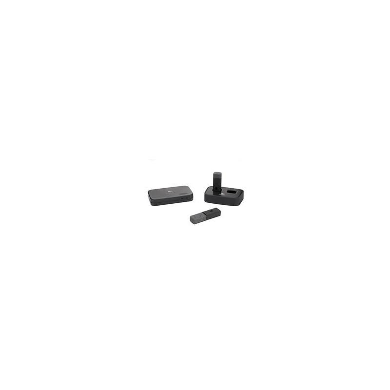 Plnatronics Cuffia stereo biaurale USB ottimizzata MS Lync