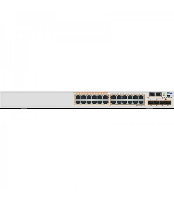 SN4118/JS/EUI Patton SmartNode 8 FXS VoIP Gateway, 1x10/100baseT, H.323 and SIP, External UI Power.