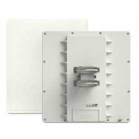 MikroTik hAP ac with 720MHz CPU, 128MB RAM, 5x Gigabit LAN, built-in 2.4Ghz 802.11b/g/n three chain wireless with integrated ant